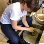 鈴華窯     陶器のうつわを制作しています