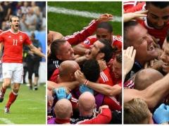 <EURO2016>【 ウェールズ×スロバキア  】試合終了!ウェールズはベイルの見事なFK弾で先制!一時はスロバキアに追いつかれるもカヌのゴールで突き放し2-1で勝利!