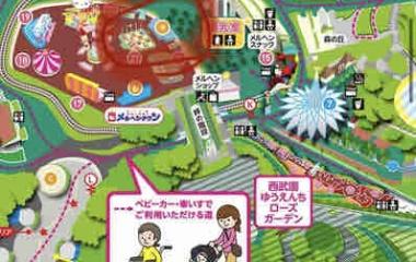 『中止になりました。[#Liveinfo]3/30西武園ゆうえんち瑠愛presents 彩fes お花見ライブ!』の画像