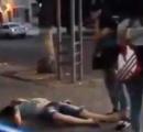 【動画】「ねーちゃん、ハウマッチや?」と声をかけられて怒った女がパンチ一発で男を完全KO