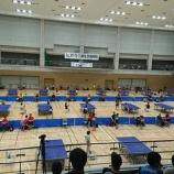 『第28回東アジアホープス卓球大会 日本代表選手選考会 結果』の画像
