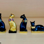 古代エジプトの猫神「バステト神(Bastet)」がフィギュアになってガチャに登場!