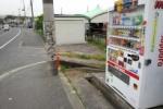 110円よりとある久御山線沿いの自販機はもうちょっと得してる!