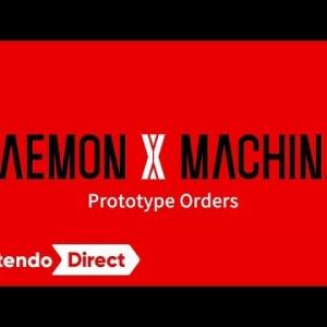 『ニュース  Nintendo Switch用メカアクション「DAEMON X MACHINA」の体験版が本日配信。発売時期は2019年夏に決定』の画像