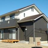 『2008幸田町/収納物と収納スペースをフィットさせた家』の画像