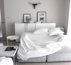 ソファーを汚さない!身近なものがカバーになる!寝具(ボックスカバー)の活用アイデア