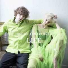 MINX2020 spring/summer collection「LIFE-sleepyhead-」