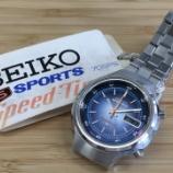 『『SEIKO スピードタイマー』・・・この時計が売れないはすがない!!』の画像