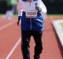 101歳のインド人女性、100メートル走で優勝
