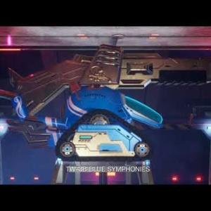 『『R-TYPE FINAL2』全世界からのクラウドファンディング支援額が100万ドルを突破! 試作機体の新動画も公開』の画像