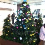 『(番外編)赤羽駅にクリスマスツリー』の画像