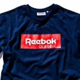 """『Reebok から""""レトロランニング""""をモチーフにしたTシャツ&ポロシャツが登場』の画像"""