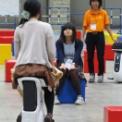 最先端IT・エレクトロニクス総合展シーテックジャパン2013 その55(走行デモ&試乗エリアの1)
