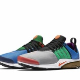 『US/EU link Oct/29  BEAMS 40th x Nike Air Presto』の画像