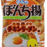 『【コンビニ:おせんべい】いまいち⇒ぼんち揚チキンラーメン味』の画像