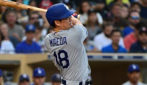 前田健太が逆転2点適時打を放ちドジャースファンが再び打撃に注目、シルバースラッガー賞に推す声も