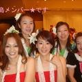 大阪 フラダンス クリスマスパーティーへ行ってきました。