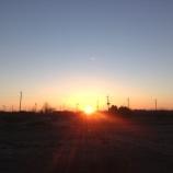 『【ライフスタイル】たまには朝日を見に行ってみよう』の画像