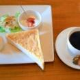 自家製カレーが美味しいと評判の瀬戸街道沿いにある喫茶店でモーニング/ポロロッカ カフェ