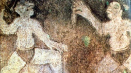 【韓国】韓民族とクジラの縁は壁画に見られるように非常に古く、朝鮮時代に東海(日本海)は鯨海と呼ばれていた