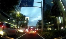 【日本の街】     日本の街の夜 名古屋を ドライブしてみた。    海外の反応
