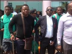【 画像 】アトランタで立ち往生するナイジェリアの選手達が全然23才以下には見えないwww