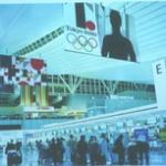 五輪エンブレムの展示例画像、佐野氏側が制作した事を認めるwww