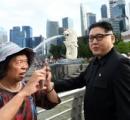 金正恩氏のそっくりさん、シンガポール入国管理局に尋問される「なんの目的で入国した!」