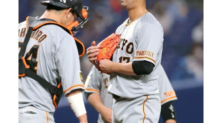 巨人・宮本コーチ「大竹寛はちょっと疲れが見えてきているから抹消します」