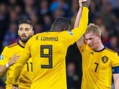 最新FIFAランク発表!日本代表は31位!1位はベルギー!ドイツがすごい下落・・・