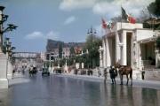 ファシズムに染まるイタリア 1938年頃のカラー写真