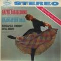 GB MERCURY AMS16005 アンタル・ドラティ ミネアポリス交響楽団 オッフェンバック パリの喜び ヨハン・シュトラウス2世 卒業記念舞踏会