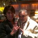 東京湾 5連発地震の意味 と インコグニート・ブルーイさんたちにお会いして。