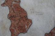 ポルトガルの「発見のモニュメント」に独島の落書き…位置を間違える