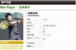 郡津の宝田テニスカレッジ・パッションはテニス全日本ランキングしてる『松尾選手』の母校!