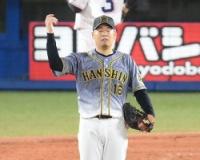 【阪神】西勇、同点許す。四回2死走者なしから三連打で2点失う。