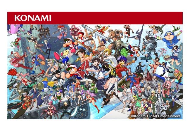 【朗報】KONAMIさん、ここ数年ゲームが爆売れ 全盛期を迎える