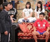 【欅坂46】 NHK×明石家さんま「明石家紅白」に欅ちゃん達がー!