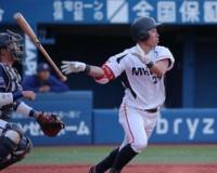 """三菱日立PS・江越海地 2戦連発で兄と""""アベック弾"""""""