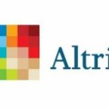 『【増配】アルトリア(MO)がコロナ禍でも増配を発表!依存症ビジネスは究極のディフェンシブ株にだと思う理由。』の画像