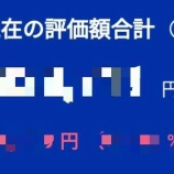『【27か月目】つみたてNISAの運用状況公開。現在の100円を将来の100円として使うためにつみたてNISAを勧める理由。』の画像