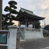 『戸田市上戸田地区の除夜の鐘は海禅寺さんへ。そのあと近くの上戸田氷川神社では新年へのカウントダウンがあって初詣が始まります!』の画像