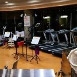 『新潟県立柏崎アクアパークのトレーニング室』の画像