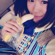 【画像あり】SKE・山内鈴蘭がバナナ擬似フェラ写真を公開 「バナナなう 別に狙ってないからね」www アイドルファンマスター