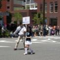 2013年横浜開港記念みなと祭国際仮装行列第61回ザよこはまパレード その7(ミスはこだて・堂下明日香)