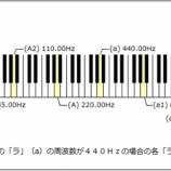『周波数について イコライザなど』の画像