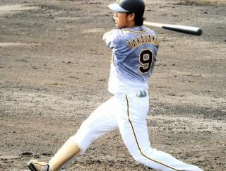 【朗報】阪神高山(28)、生き残る 平田2軍監督「来年はセンターで近本と勝負させる」