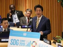 安倍首相、国連総会の記者会見でたった一言で韓国を発狂させるwwwwww