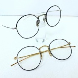 『Mr.Gentleman Eyewear、オーバーサイズラウンド型メガネ『RIVER』』の画像