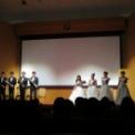 日本大学生物資源学部藤桜祭2016 ミス&ミスターNUBSコンテスト2016の15(全員花束)